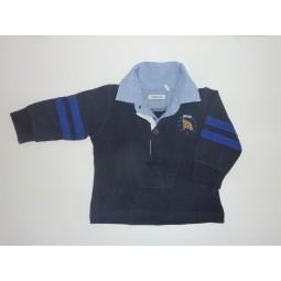 Polo chemise IKKS - 3 mois